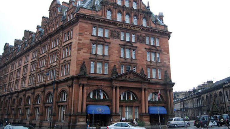 Iconic Caledonian Hotel sold to UAE firm in £85m