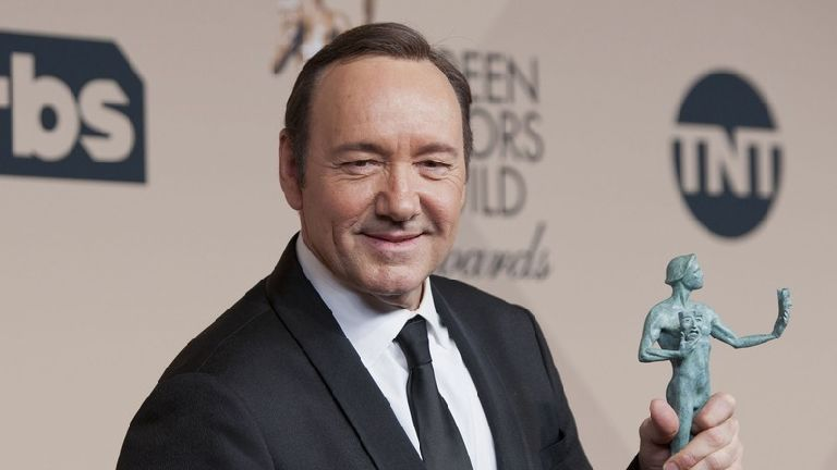 Kevin Spacey investigated over third sex assault claim