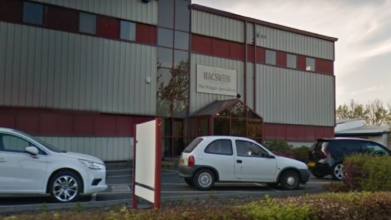 Workers sacked at haggis firm days before Burns Ni
