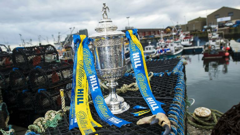 Full list of Scottish Cup fifth round ties as draw