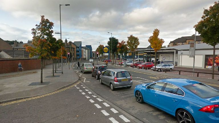 Child's pram deliberately set on fire in Dundee cl