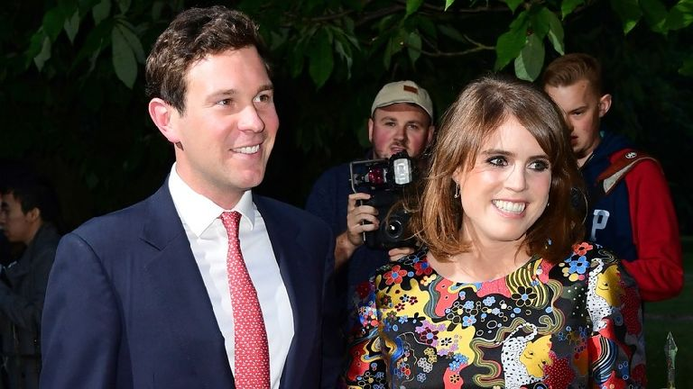 Princess Eugenie gets engaged to long-term boyfrie