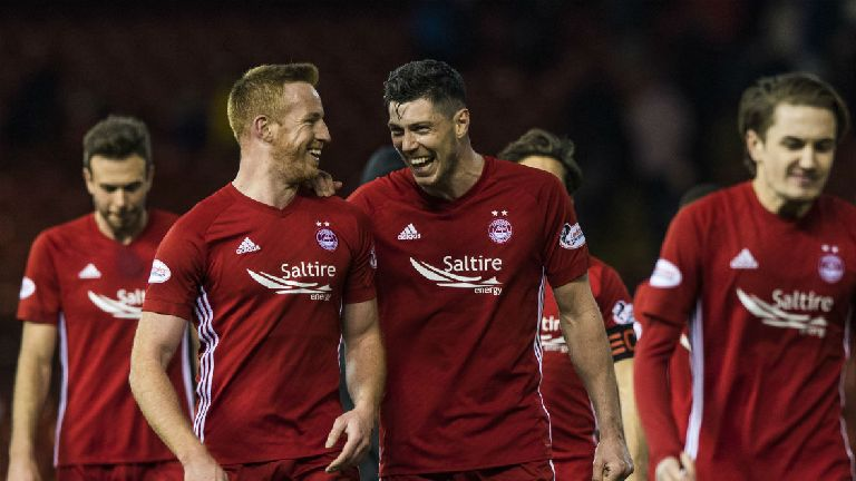 McInnes: Second half performance was 'everything I wanted'