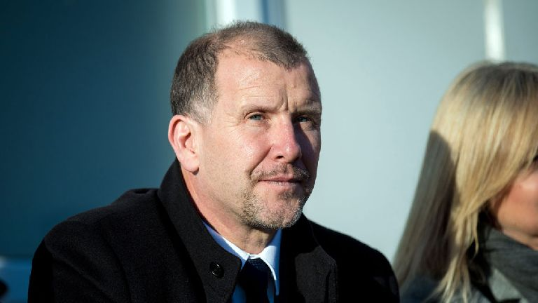 Loss of board backing led to Regan's SFA departure