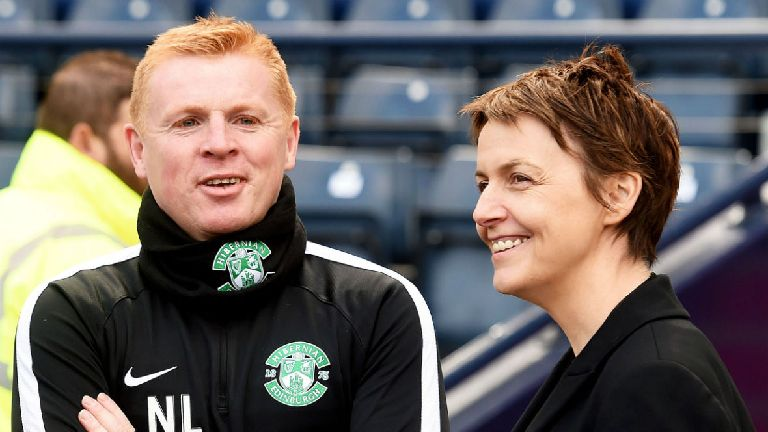 Lennon backs Dempster to replace Regan as SFA chief exec