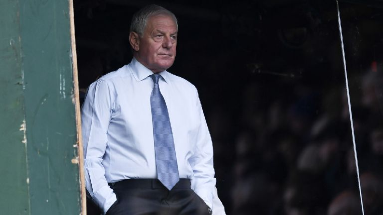 Walter Smith pulls out of running for Scotland job