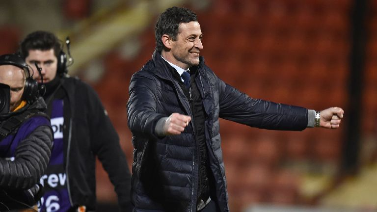 Jack Ross returns to Scottish football as Hibs head coach