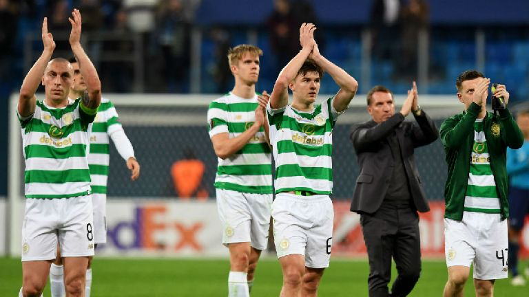 Zenit 3-0 Celtic: Watch as Russians end Hoops' Euro dream