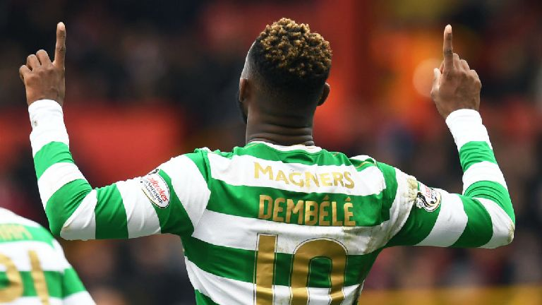 Football Talk: Rodgers' Dembele warning, Morelos fired up