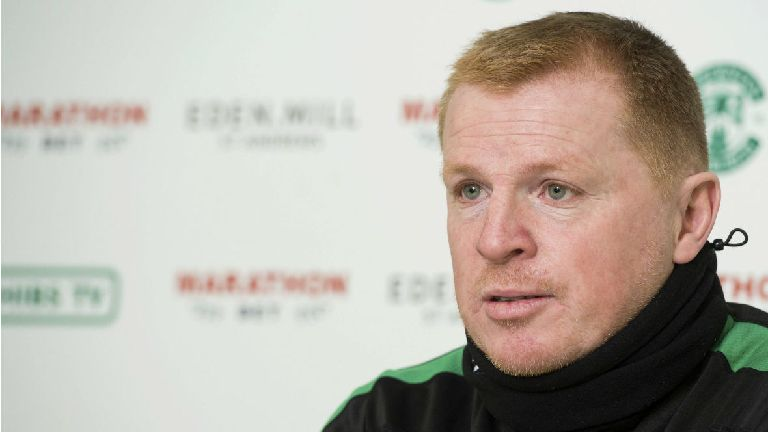 Lennon: Results against Hearts won't define my Hibs tenure