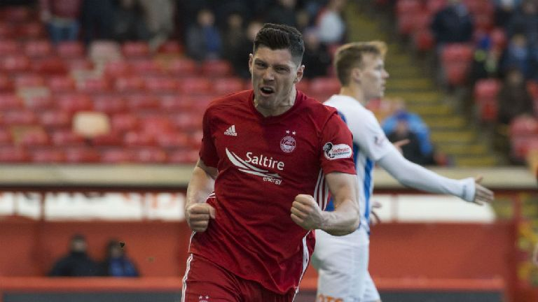 Scott McKenna signs new Aberdeen deal until 2023