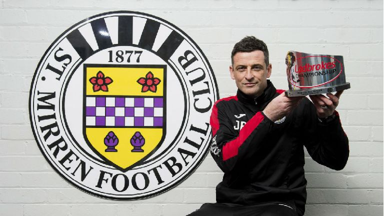 St Mirren allow manager Jack Ross to hold Sunderland talks