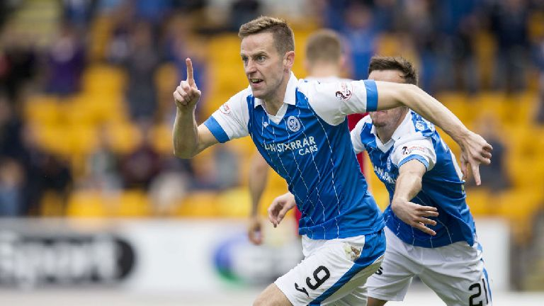 Hearts complete pre-contract signing of Steven MacLean