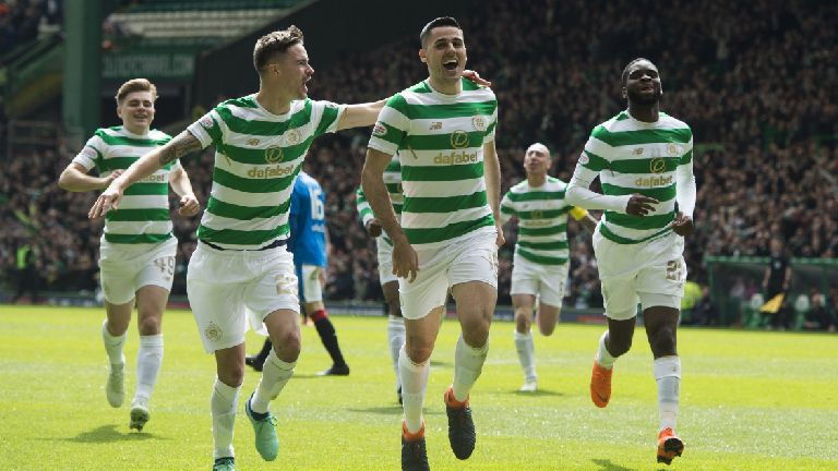 Tom Rogic signs new five-year contract with Celtic