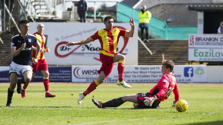 Premiership round-up: Ross County relegated on final day