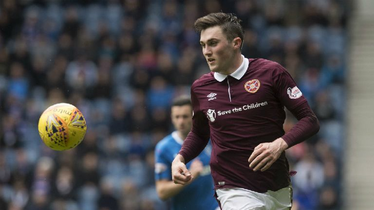 Hearts pair Souttar and Ikpeazu face six monthsout