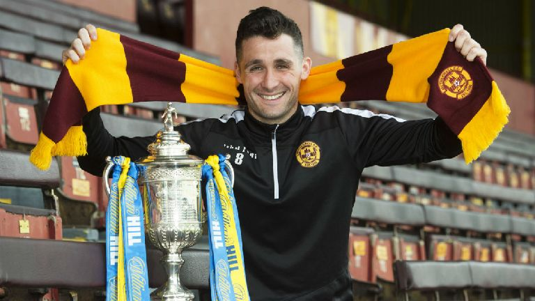 Carl McHugh: We have chance to become Motherwell legends