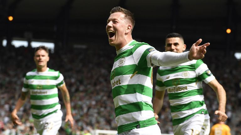 Celtic complete historic 'double treble' with cup triumph