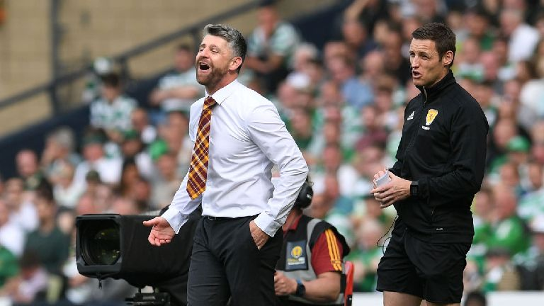Stephen Robinson: 'It's still been a fantastic season'