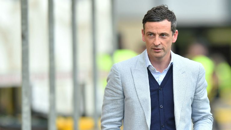 Jack Ross sacked by Sunderland with club sixth in League One