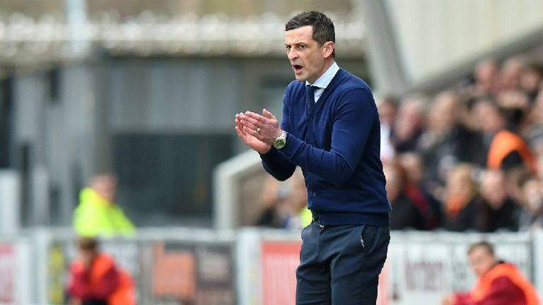 Hibernian set to confirm Jack Ross as new manager