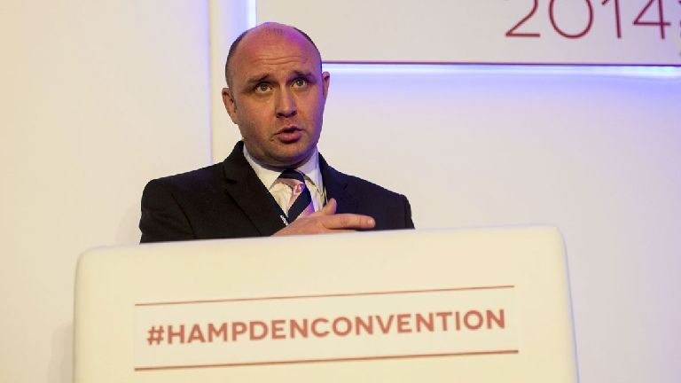 Scottish FA compliance officer quits post at Hampden