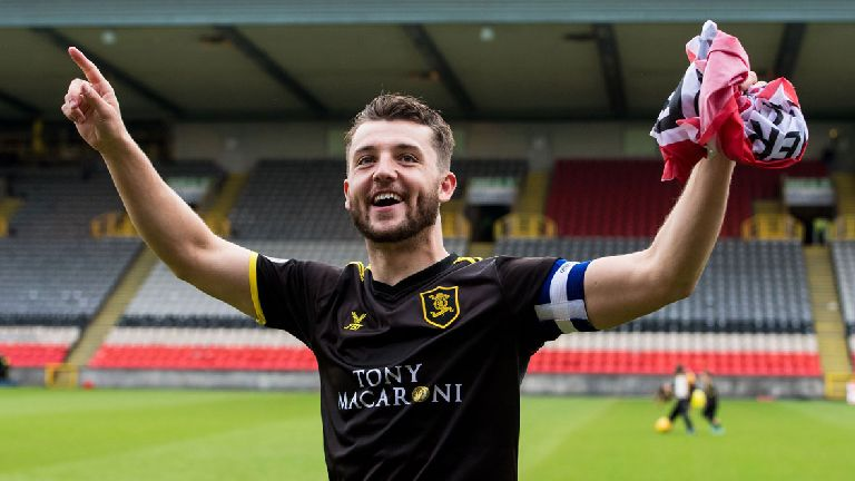 Club captain Craig Halkett signs new Livingston deal