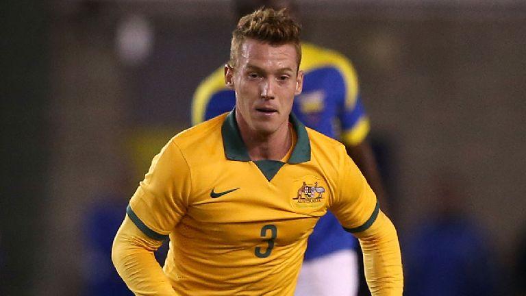Hearts sign Australian international midfielder Bozanic