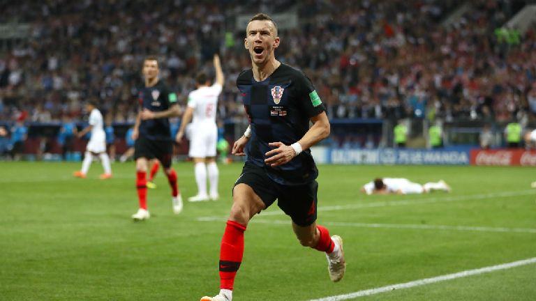 Croatia beat England to progress to World Cup final