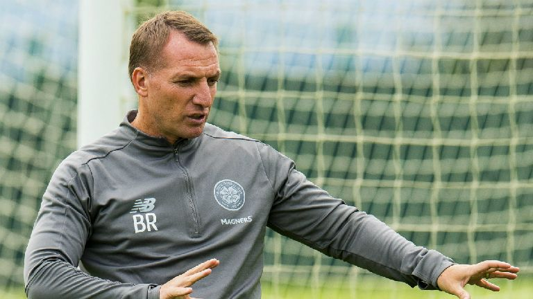 Rodgers: Time will tell if Celtic go back in for McGinn