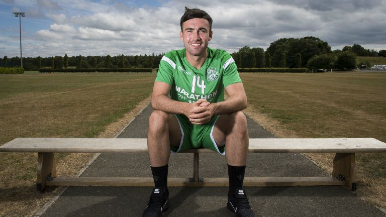 Mallan hungry to prove worth at Hibs after 'year out'
