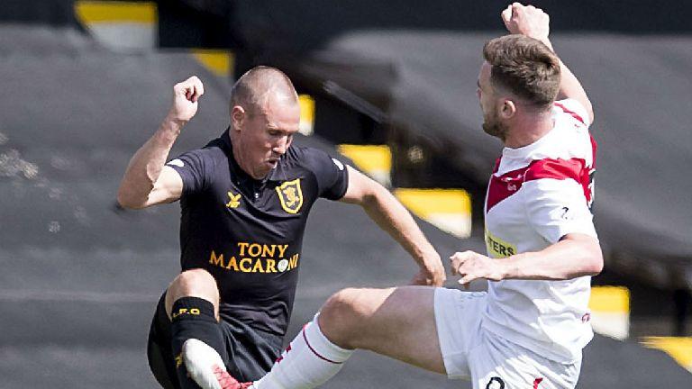 League Cup round-up: Annan beat Hamilton, Livi win at Airdrie