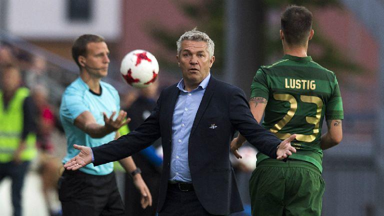 Rosenborg sack boss ahead of Celtic Champions League tie