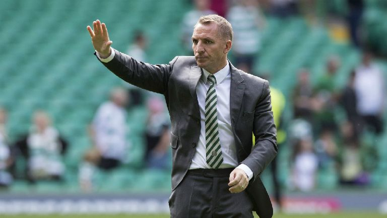 Rodgers confirms Celtic close to completing Arzani move