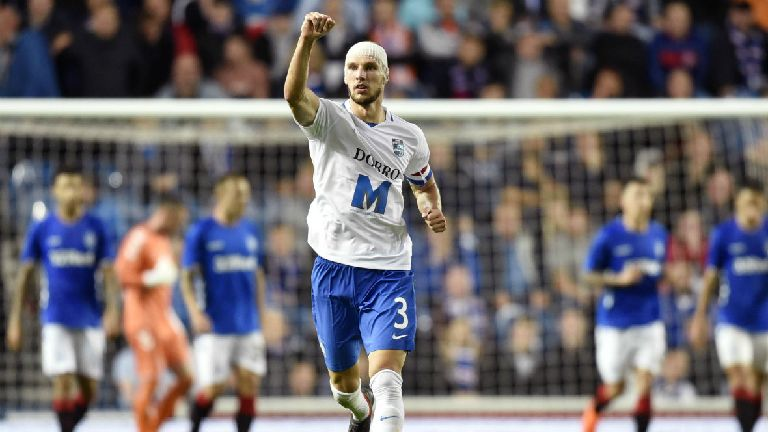 Transfer Talk: Rangers eye Barisic, McGinn to Blackburn