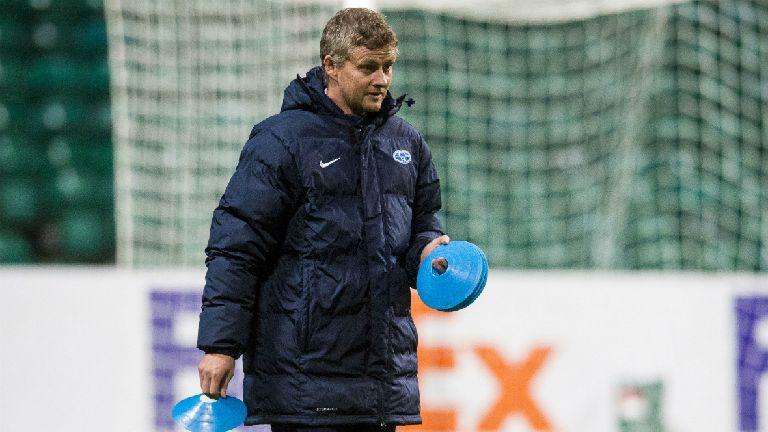 Solskjaer: Hibs provide Molde's first real test in Europe