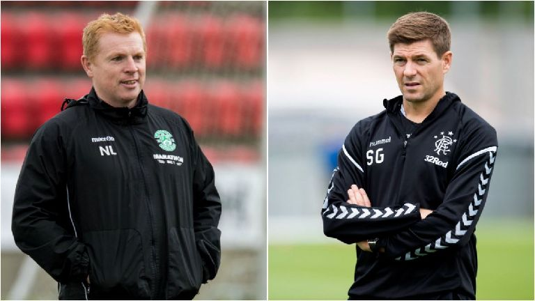 Europa League: Rangers and Hibs name teams for qualifiers