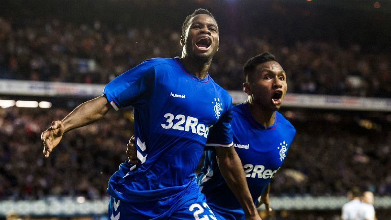 Gerrard hails influence of 'machine' Coulibaly on Rangers