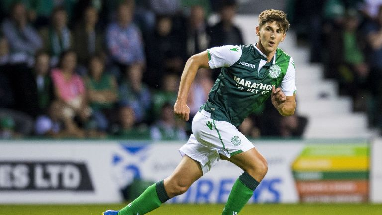 Emerson Hyndman: I jumped at the chance to join Hibs