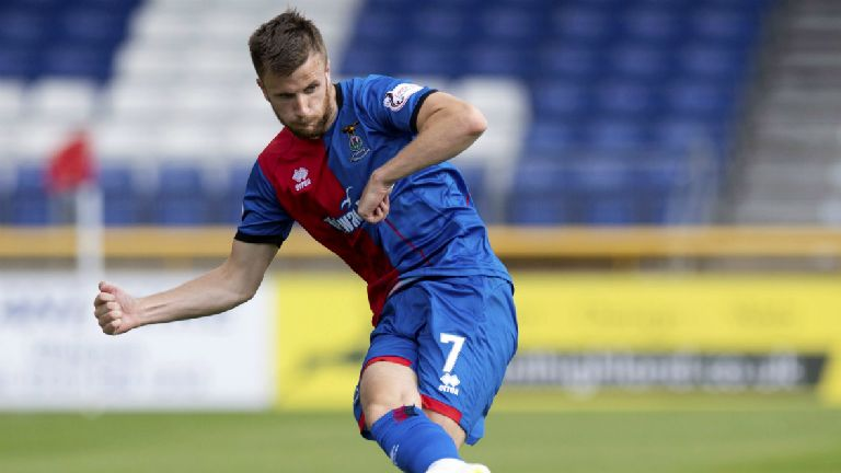 Inverness boss Robertson condemns fans' Polworth abuse
