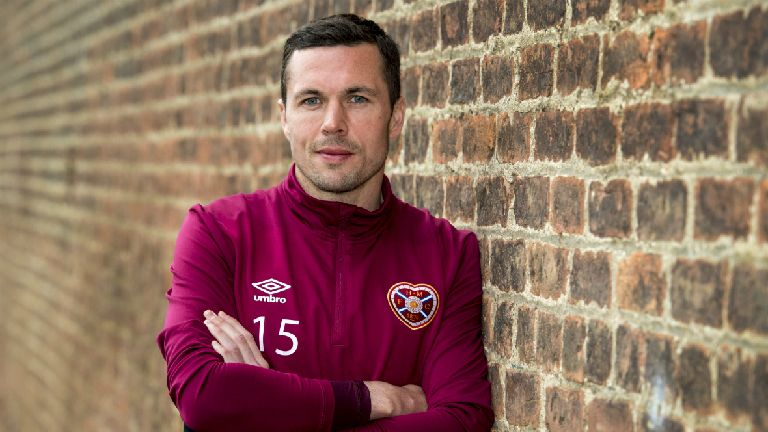 Don Cowie exits Hearts to rejoin first club Ross County