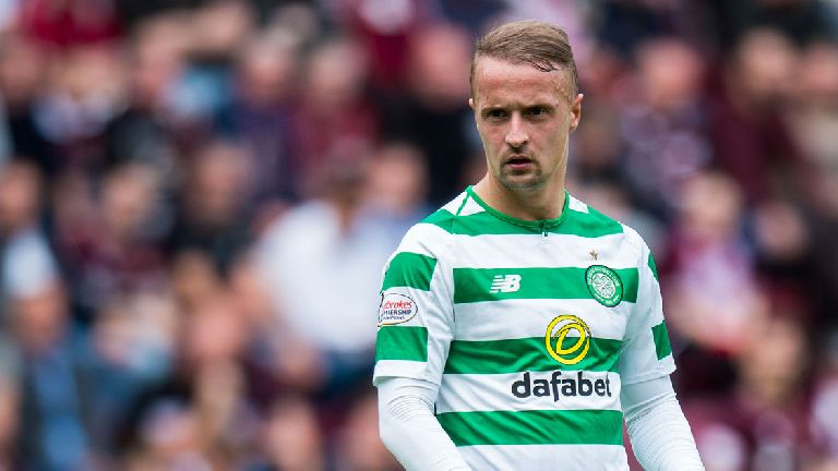 Griffiths starts for Celtic as Edouard misses out