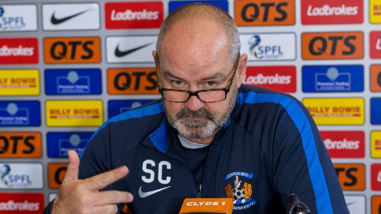 Steve Clarke charged by SFA over Dicker appeal comments