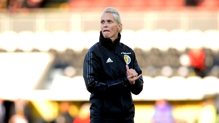 Scotland Women face old boss in Euro 2021 qualifiers