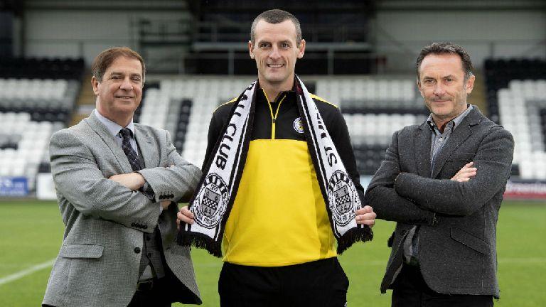 Tony Fitzpatrick loves new manager Kearney's ambition