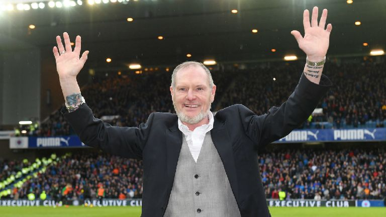 Gascoigne's Scottish Hall of Fame nomination withdrawn