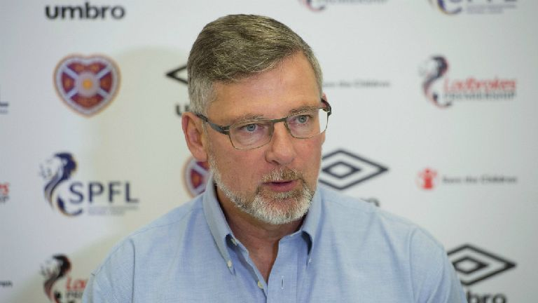 Levein: This Hearts team is capable of winning in Glasgow