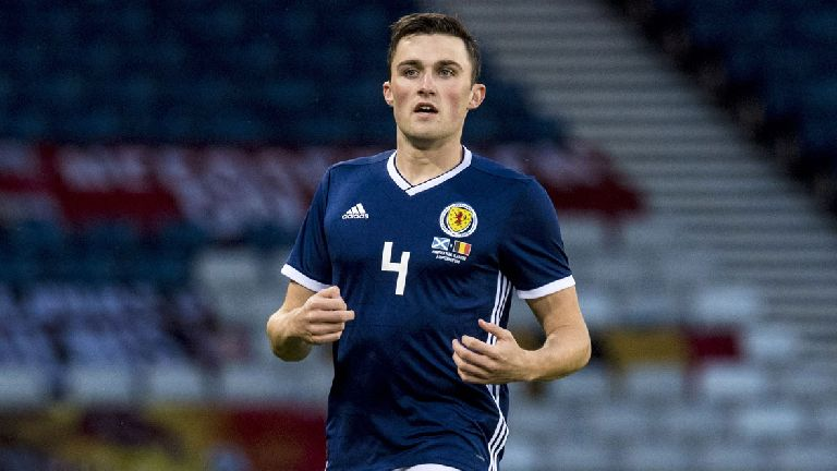 Souttar: I know how much the Scotland team means to fans