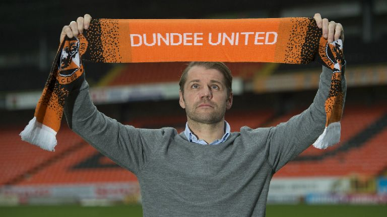 Robbie Neilson: I can build something at Dundee United