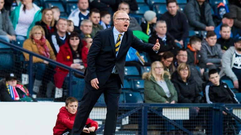 McLeish: Next two Scotland games are 'like cup finals'